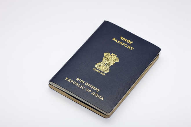 MEA alert on fake passport websites