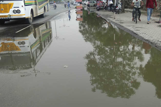 Crores spent, waterlogging still a concern for residents