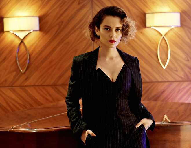 I'm targeted for taking on Bollywood biggies: Kangana Ranaut