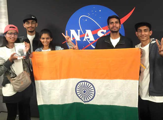 LPU students bag award at NASA event