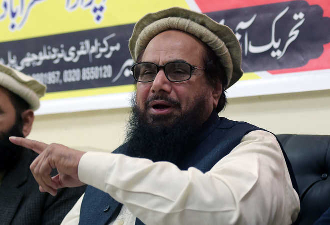 JuD chief Hafiz Saeed arrested on terror-financing charges