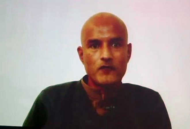 ICJ orders review of Pakistan death sentence for Kulbhushan Jadhav