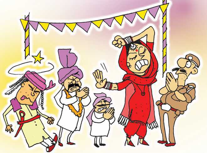 Baraat returns empty-handed after bride refuses to marry 'old man'