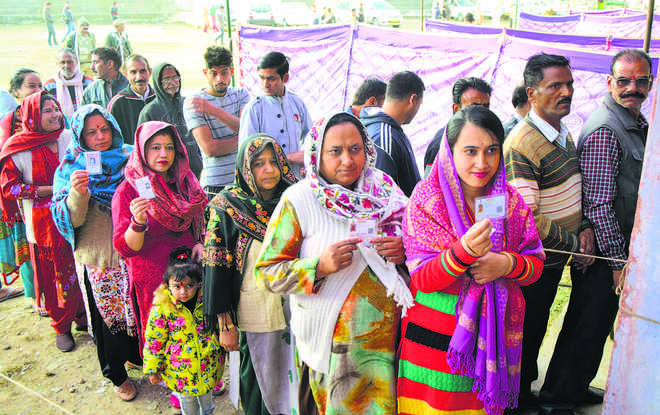 Reservation for women in block councils triggers row