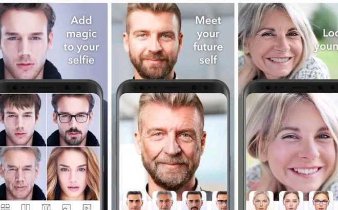 If using FaceApp, be careful, here is the reason