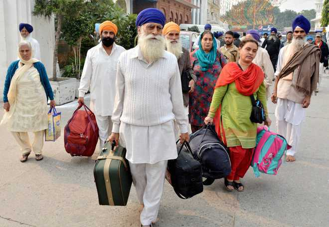 Pak to allow 3-time increase in Sikh pilgrims visiting Nankana Sahib this year
