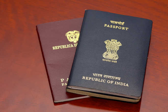 Plans afoot to introduce e-passports with advanced security features: Govt