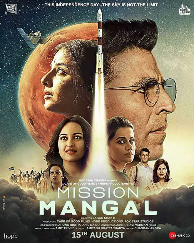 Hilarious 'Mission Mangal' memes have Twitterati laughing
