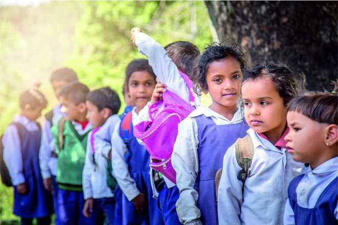 Enrolment on wane in Haryana schools