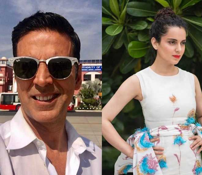Akshay Kumar finally breaks his silence on Kangana Ranaut's spat with journalist