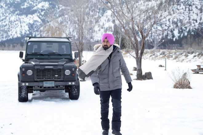Ardaas Karaan weaves in a narrative high on humour and philosophy