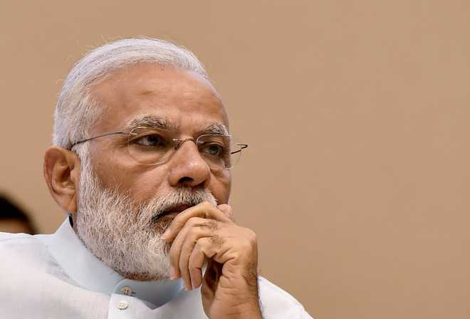 HC issues notice to PM Modi on petition challenging election from Varanasi