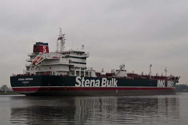 India in touch with Iran to secure release of Indians aboard British oil tanker