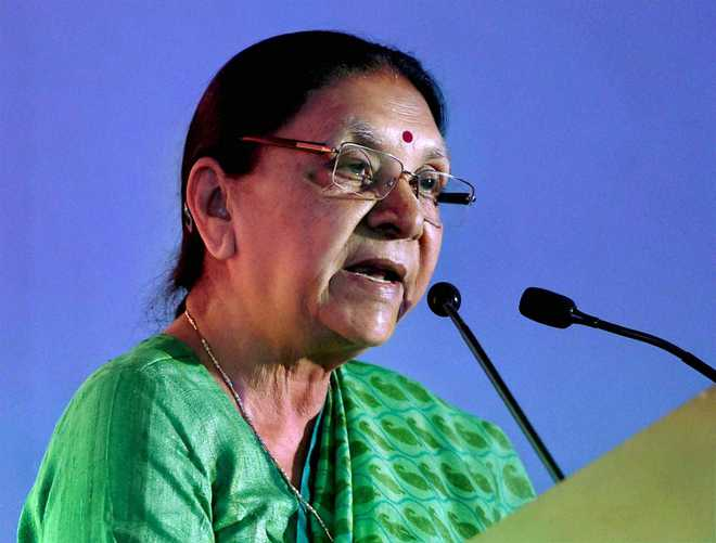 Anandiben Patel appointed UP governor; Lalji Tandon that of MP