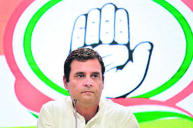 Let's honour Rahul's decision and move on