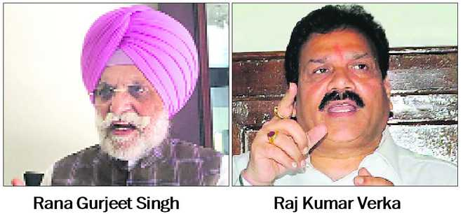 Lobbying on for berth after Sidhu's resignation