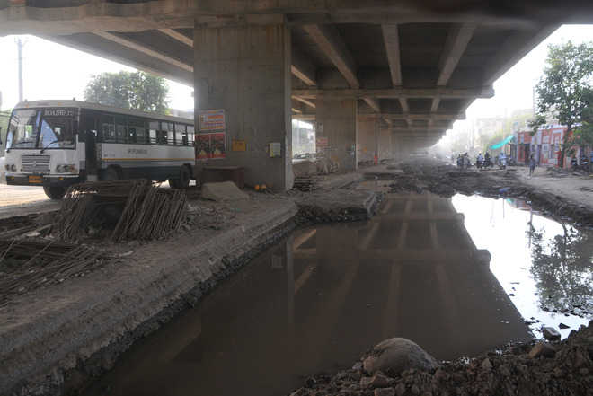 Kharar flyover delay causing Rs1 cr loss/month, claims L&T