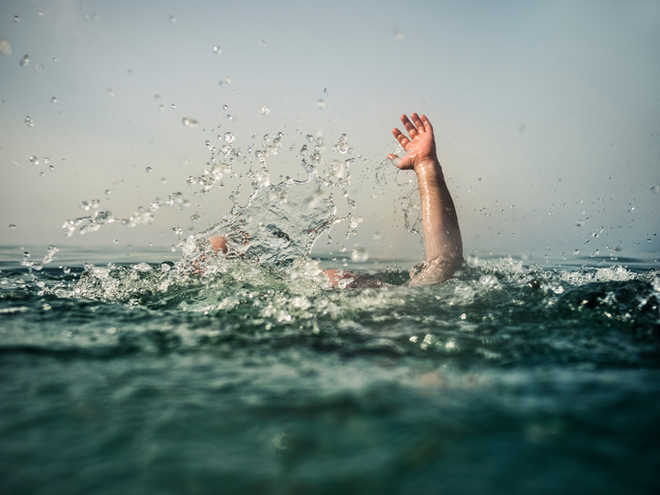 Two BTech students rescued from drowning in HP's Kangra