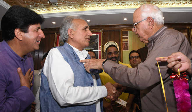 PDP founding member Bandh joins NC