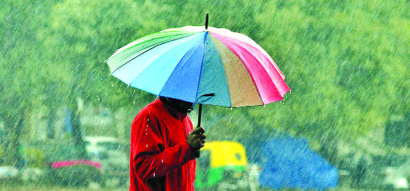 Heavy rain likely in tricity on July 24, 25