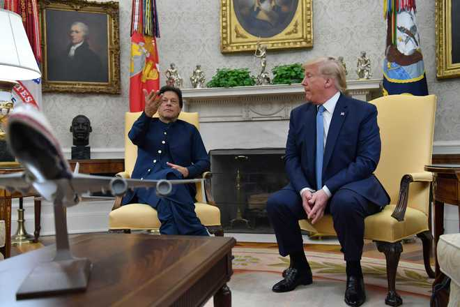 India rejects Trump claims that PM Modi wanted him to mediate