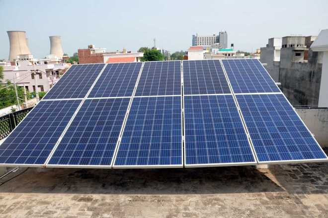 No subsidy on solar power plants  above 10 kW