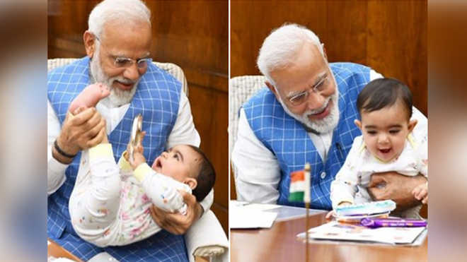 PM Narendra Modi and his 'special friend' are melting hearts online