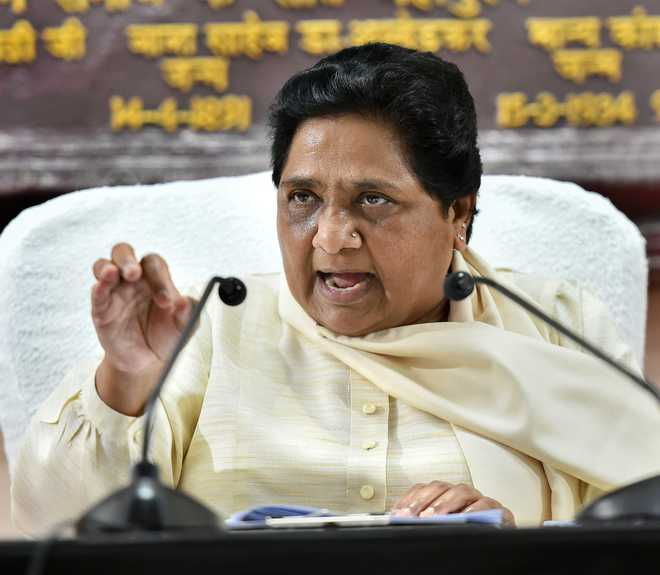 BSP expels MLA who stayed away from Karnataka trust vote