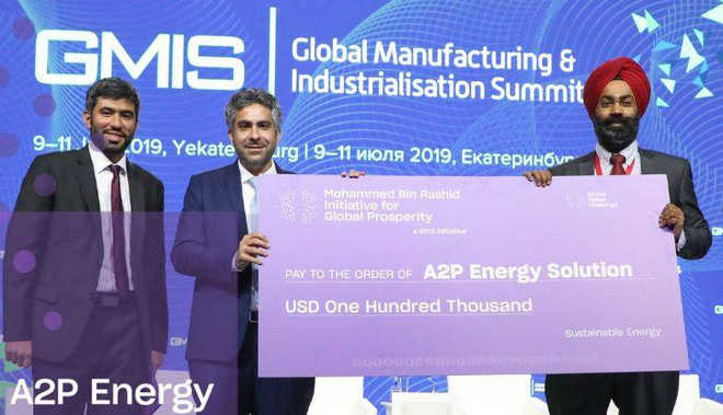Punjab-based startup wins award in Russia