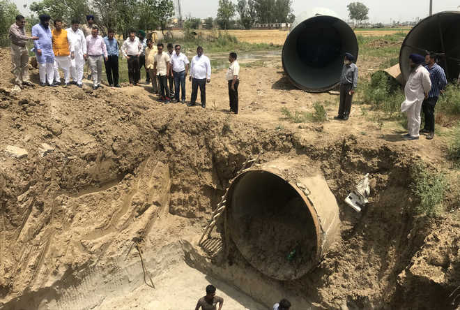 Additional water supply set to be delayed further