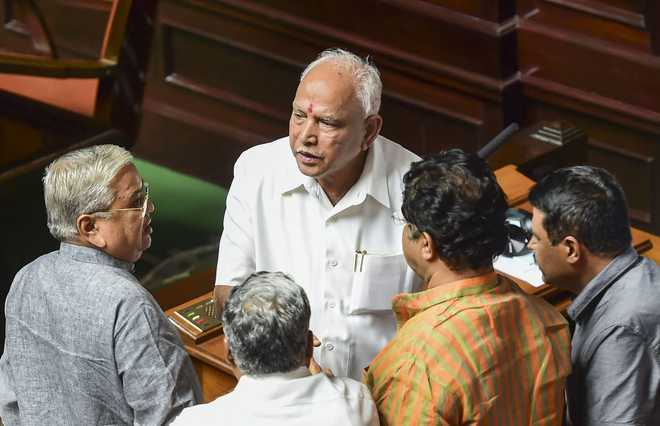 Karnataka BJP to hold its legislature party meeting today