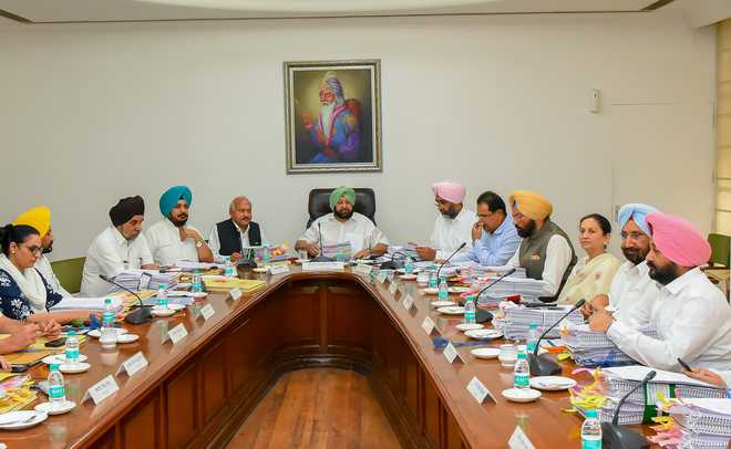 Image result for Punjab Cabinet Members