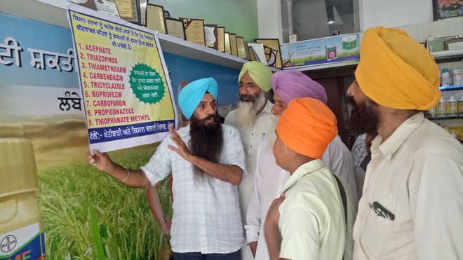 State bans nine pesticides