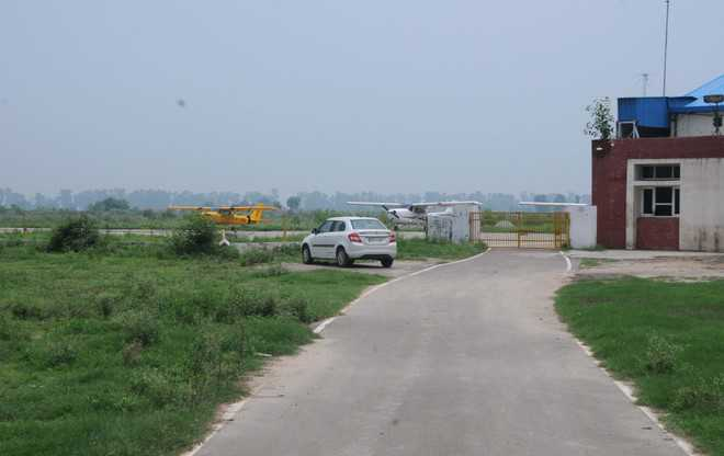 Karnal airstrip awaiting extension for seven years