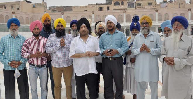 Sikh activists restart movement to reclaim Haridwar gurdwara