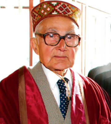 A tribute to noted historian SR Mehrotra