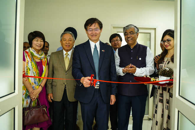 Indo-Taiwan AI research centre opens at IIT-Ropar