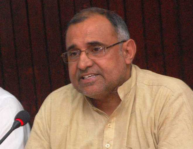 Avinash Rai Khanna is BJP incharge of elections for J&K : The ...