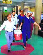 At PGI, demand high, donation low