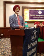 Bains highlights benefits of youth out-migration