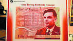 UK's new bank note to feature mathematician Turing