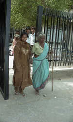 Neglected by kin, elderly parents turn to begging for existence
