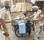Peddlers identified during Jandiala Guru search drive