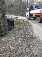 Century-old bridges on Mandi road in bad shape