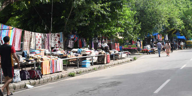 Major irritants — vendors, poor water supply