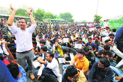 AIIMS docs end strike after meeting minister
