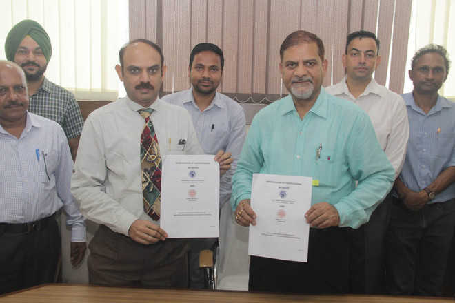 PRSC joins hands with PU