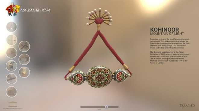 3D Sikh museum opens in UK