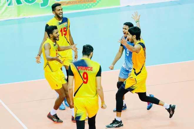 Spikers settle for silver in U-23 Asian meet