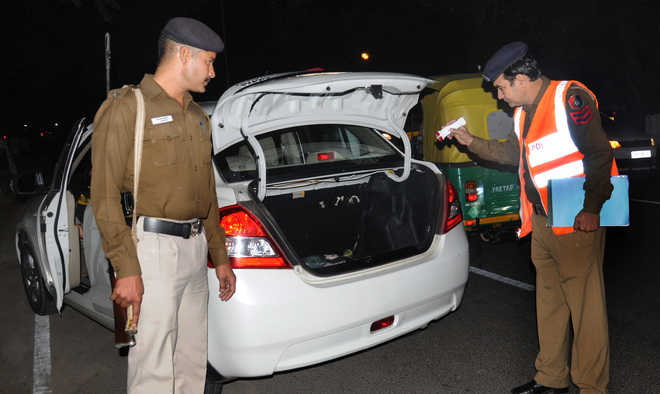 44,492 vehicles checked in run-up to I-Day